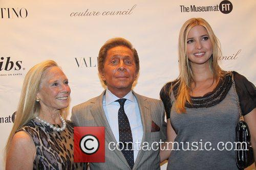 Valentino and Ivanka Trump 2