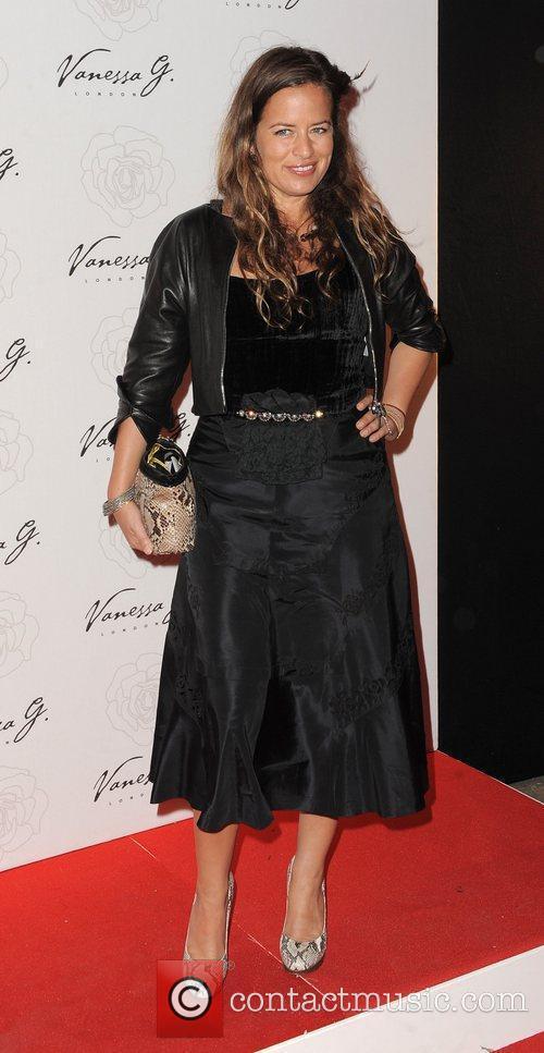 Jade Jagger 'Vanessa G' Launch party at Banqueting...