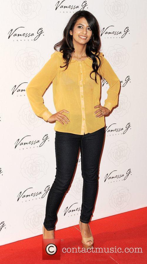 Konnie Huq 'Vanessa G' Launch party at Banqueting...