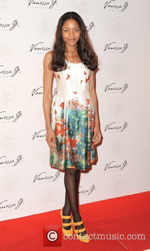 Naomie Harris 'Vanessa G' Launch party at Banqueting...