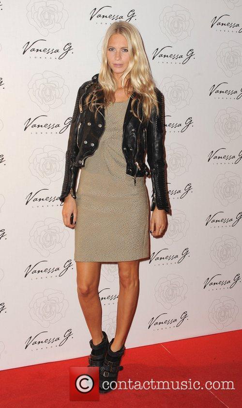 Poppy Delevigne  'Vanessa G' Launch party at...
