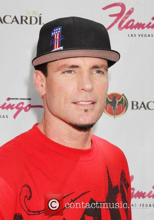Vanilla Ice appearance at Go Pool at The...