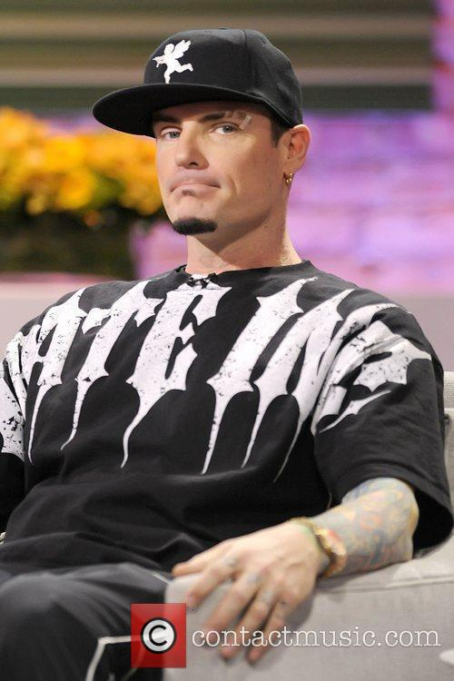 Vanilla Ice at the Marilyn Denis show.