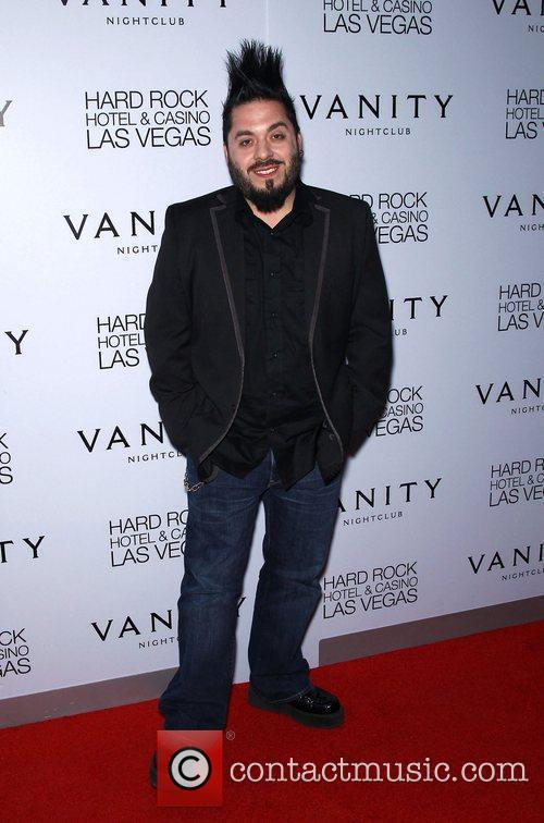 Destin Jude Pfaff at Vanity nightclub inside the...