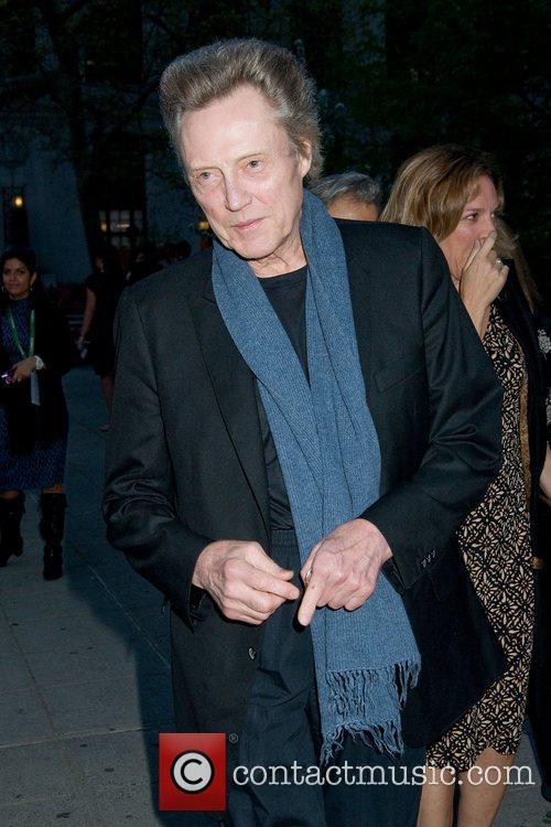 Christopher Walken 2011 Tribeca Film Festival Vanity Fair...