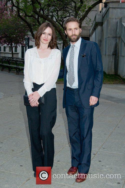 Emily Mortimer and Alessandro Nivola 2011 Tribeca Film...