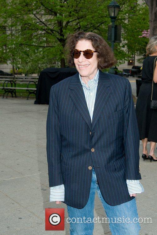 Fran Lebowitz 2011 Tribeca Film Festival Vanity Fair...