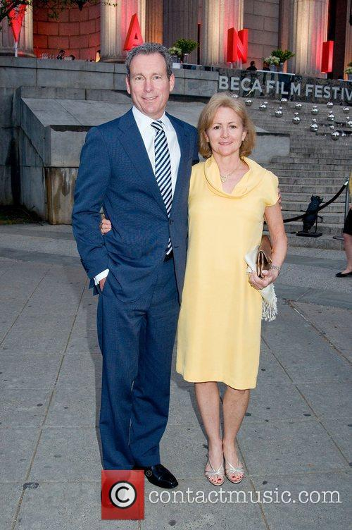 John Hayes and Kathy Hayes 2011 Tribeca Film...