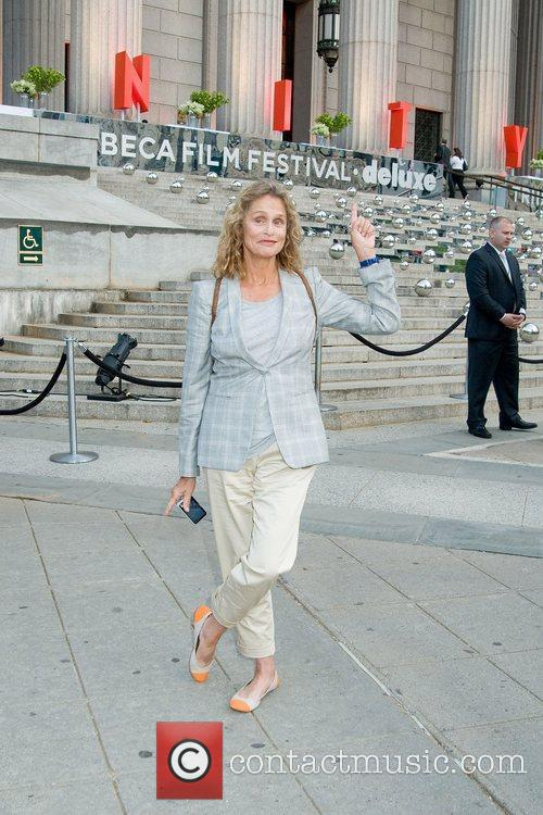 Lauren Hutton 2011 Tribeca Film Festival Vanity Fair...