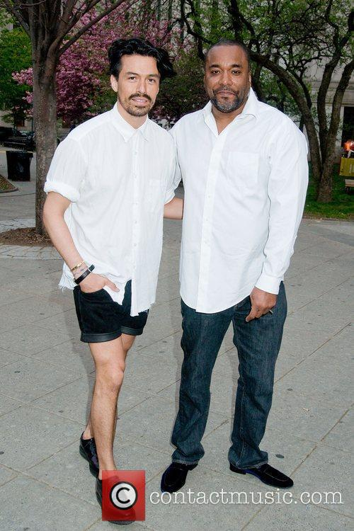 Lee Daniels 2011 Tribeca Film Festival Vanity Fair...
