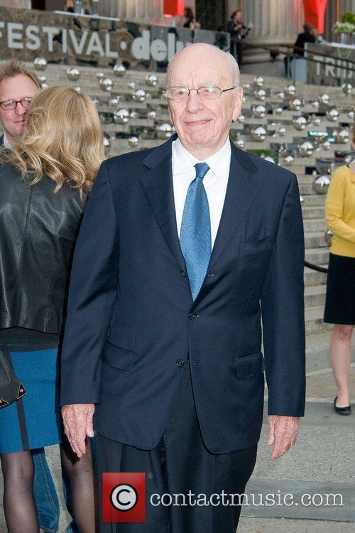 Rupert Murdoch 2011 Tribeca Film Festival Vanity Fair...