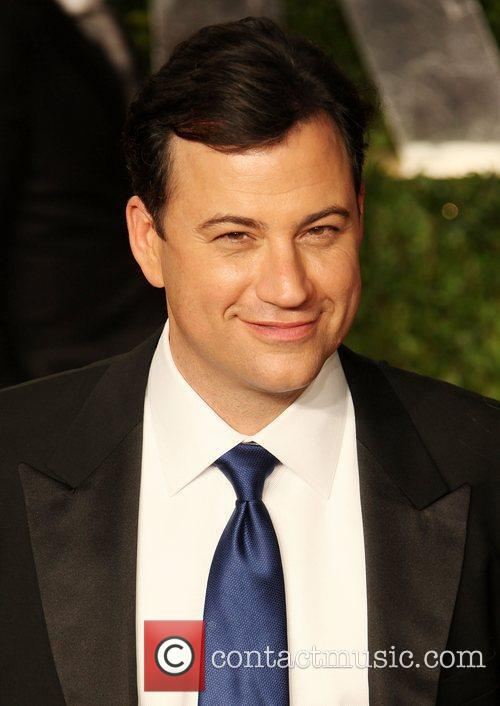 Jimmy Kimmel and Vanity Fair 2