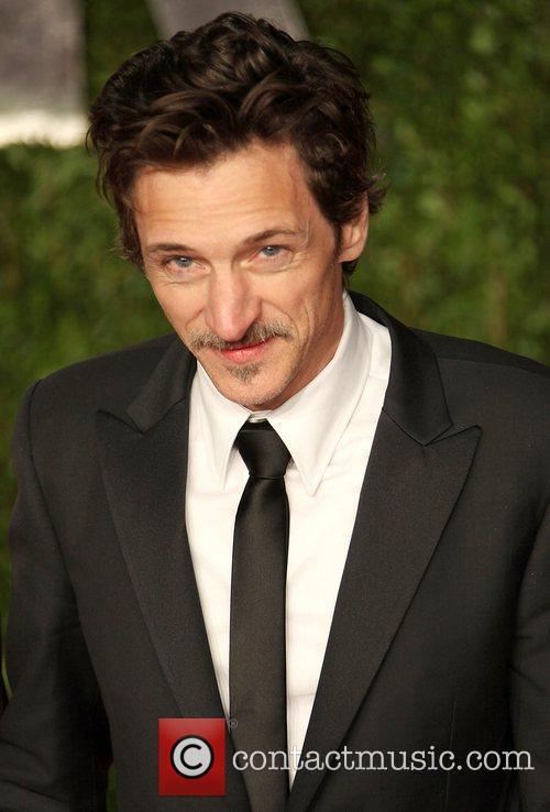 John Hawkes 2011 Vanity Fair Oscar Party at...