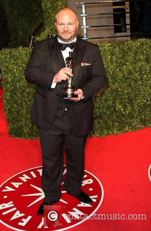 Gareth Unwin  2011 Vanity Fair Oscar Party...