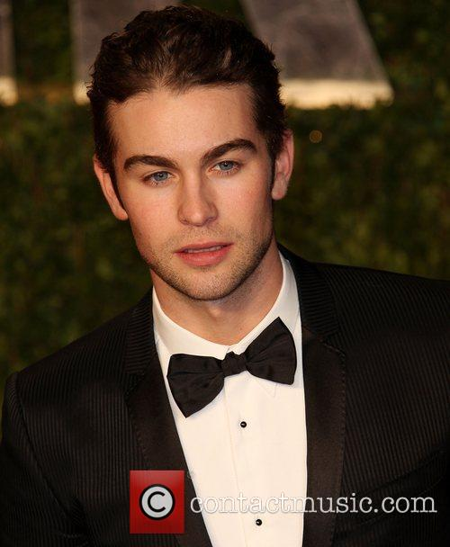 Chace Crawford and Vanity Fair 1