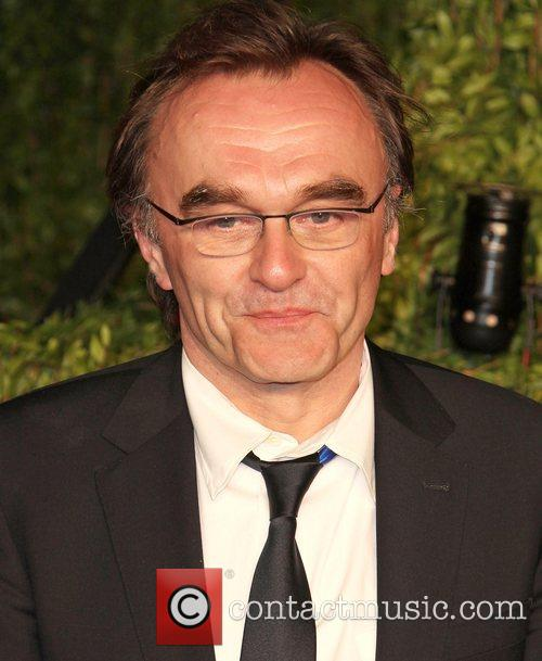 Danny Boyle and Vanity Fair