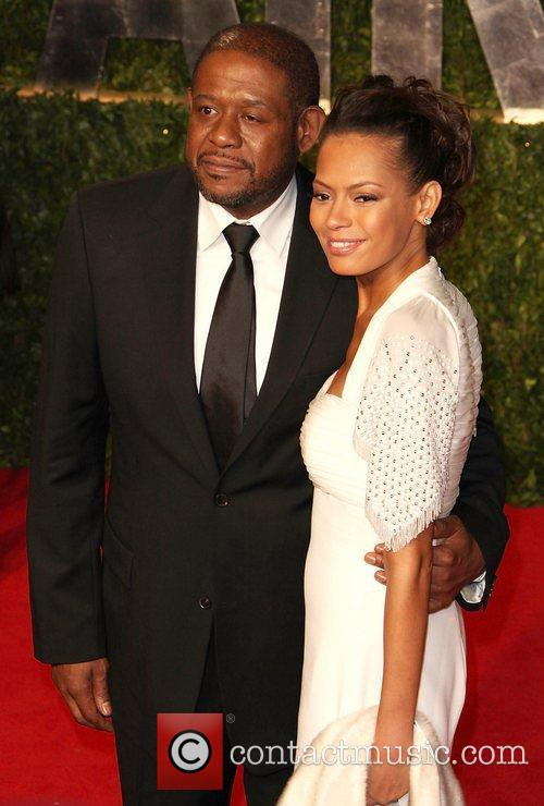 Forest Whitaker, Keisha Whitaker and Vanity Fair