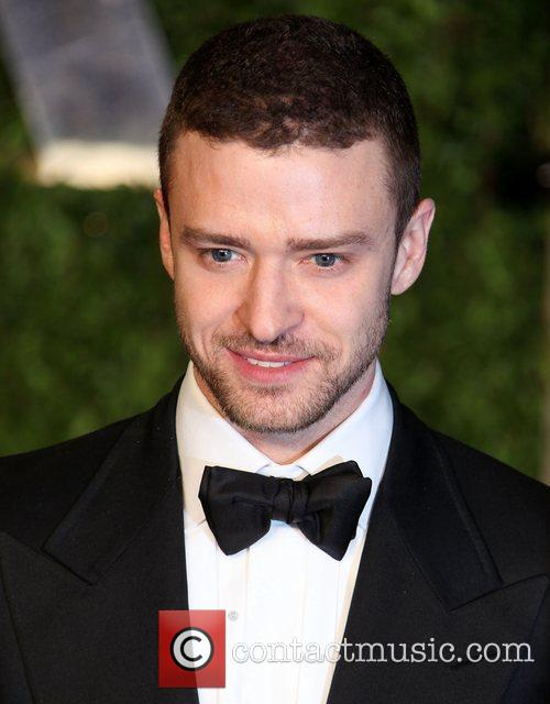 Justin Timberlake and Vanity Fair 2