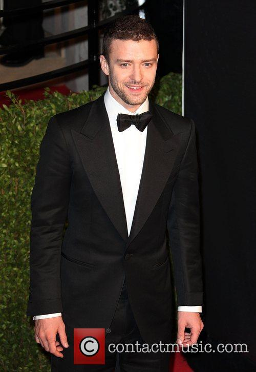 Justin Timberlake and Vanity Fair 1