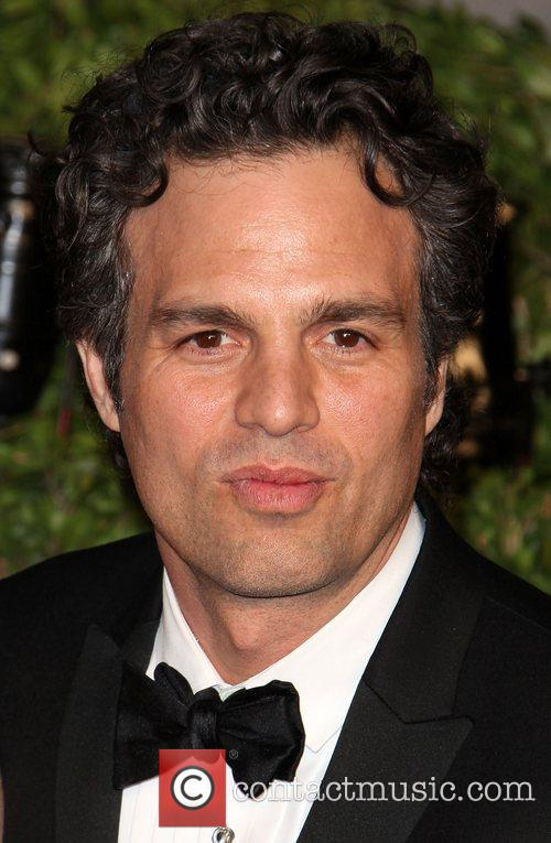 Mark Ruffalo 2011 Vanity Fair Oscar Party at...