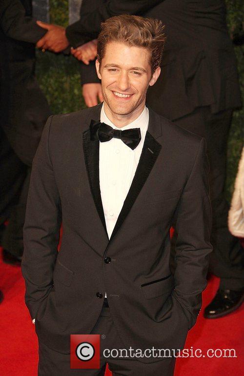 Matthew Morrison 2011 Vanity Fair Oscar Party at...