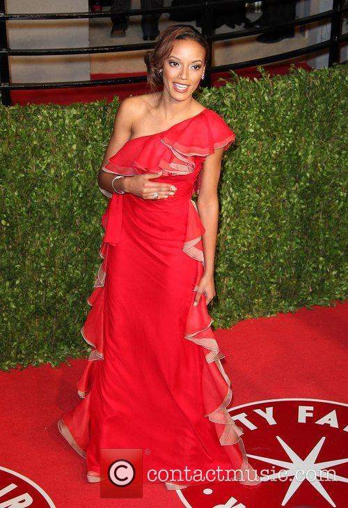 Selita Ebanks 2011 Vanity Fair Oscar Party at...