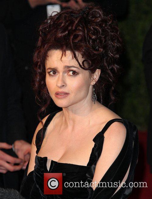 Helena Boham Carter 2011 Vanity Fair Oscar Party...