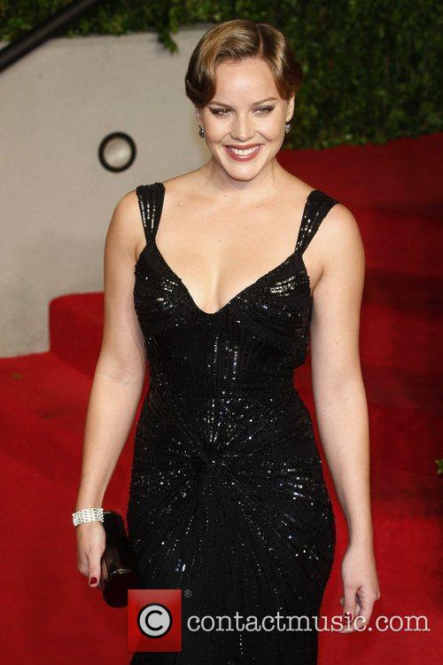 Abbie Cornish 2011 Vanity Fair Oscar Party at...