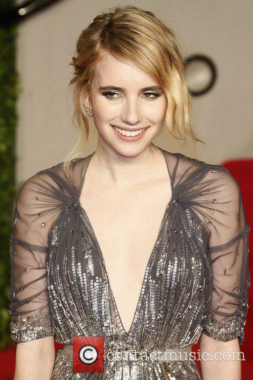 Emma Roberts and Vanity Fair 4