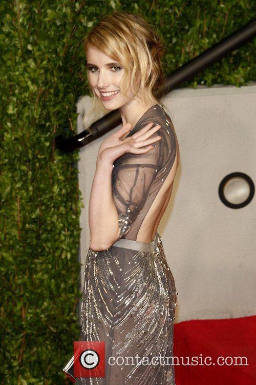 Emma Roberts and Vanity Fair 1