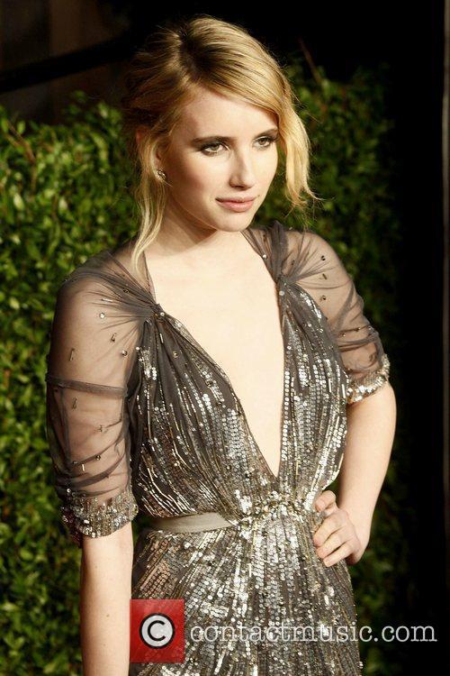Emma Roberts and Vanity Fair 3