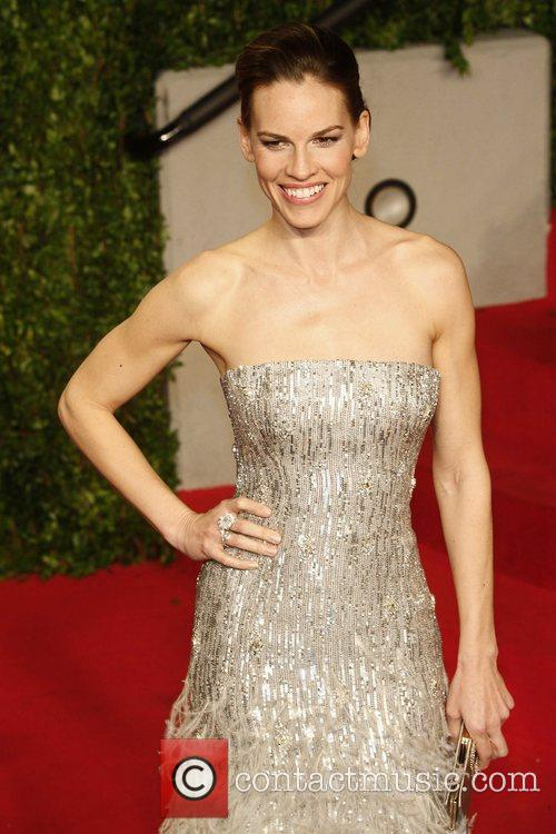 Hilary Swank and Vanity Fair 1