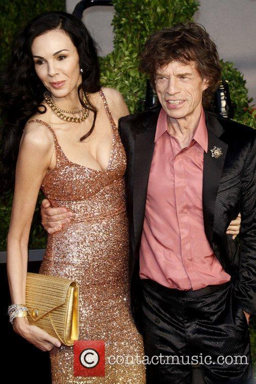 L'wren Scott, Mick Jagger and Vanity Fair 1