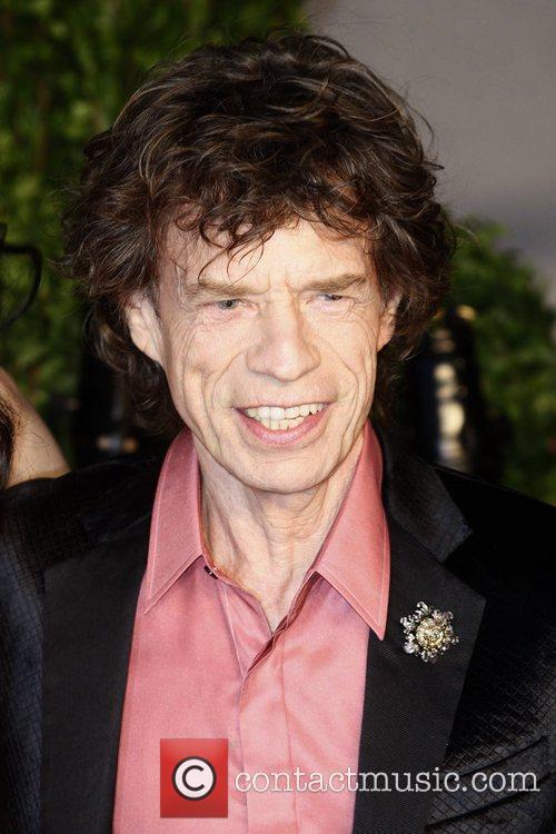 Mick Jagger and Vanity Fair 1