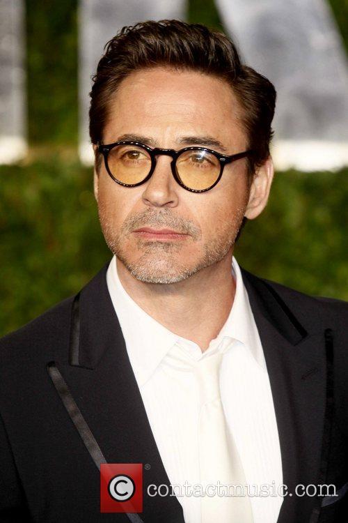 Robert Downey Jr and Vanity Fair 4