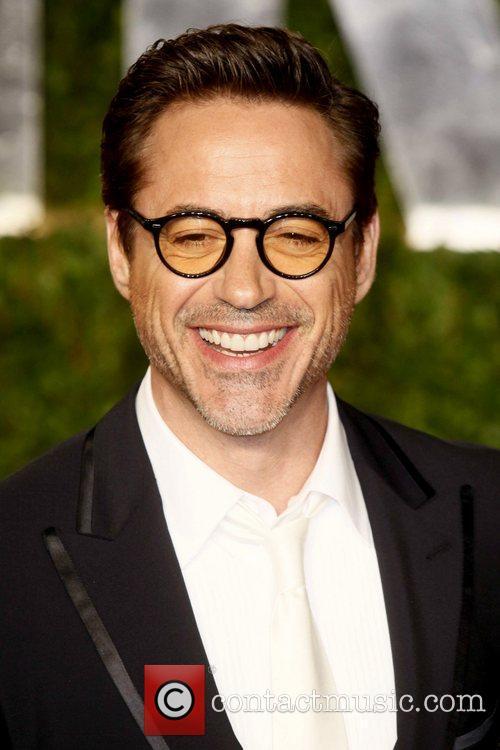 Robert Downey Jr and Vanity Fair 1