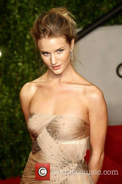 Rosie Huntington-whiteley and Vanity Fair 1