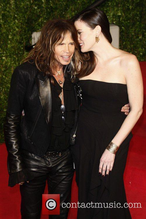 Steven Tyler, Liv Tyler and Vanity Fair 8