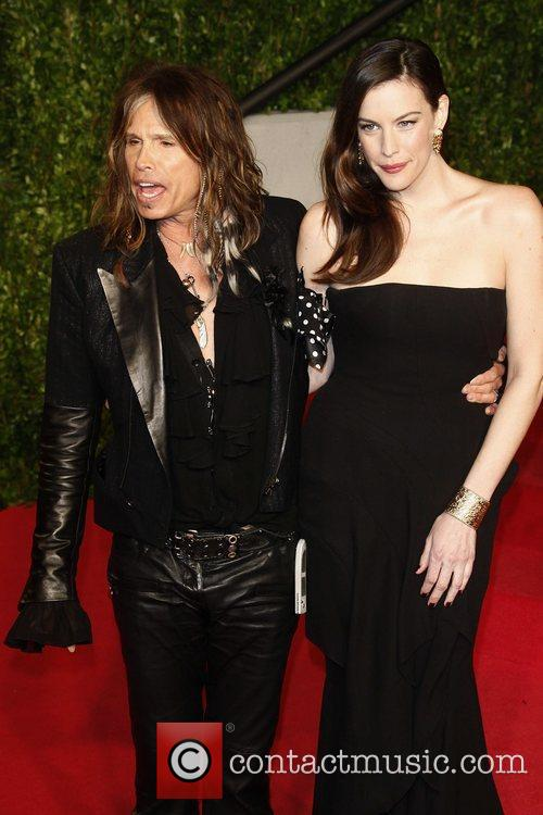 Steven Tyler, Liv Tyler and Vanity Fair 7