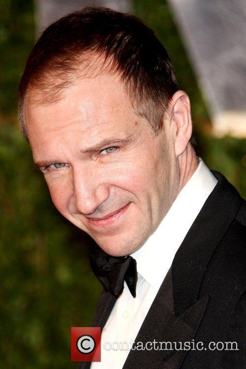 Ralph Fiennes 2011 Vanity Fair Oscar Party at...