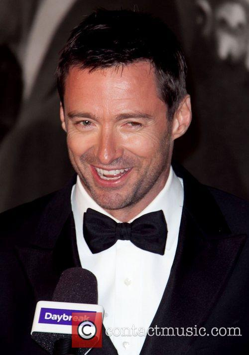 Hugh Jackman and Vanity Fair 1