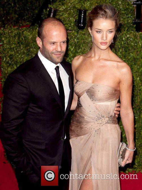 Jason Statham, Rosie Huntington-whiteley and Vanity Fair 1