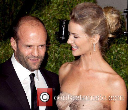 Jason Statham, Rosie Huntington-whiteley and Vanity Fair 2