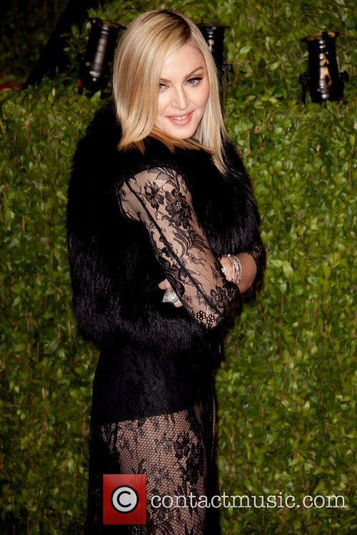 Madonna, Vanity Fair