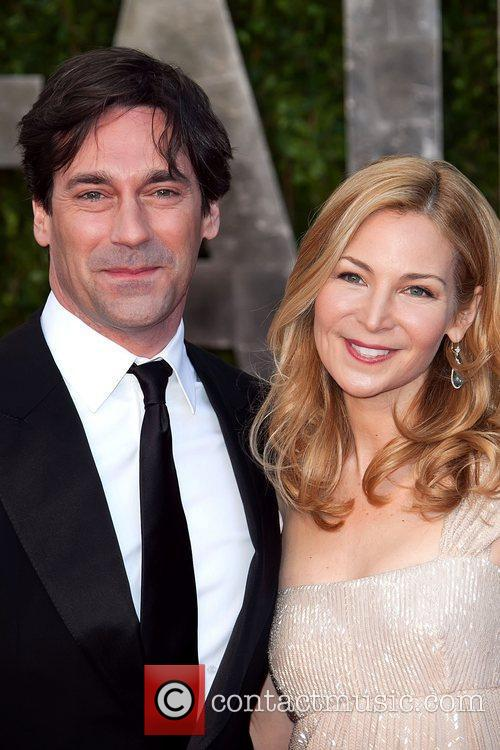 Jon Hamm, Jennifer Westfeldt and Vanity Fair 2