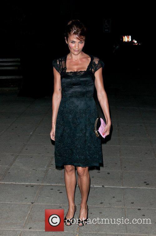 Helena Christensen  2011 Tribeca Film Festival -...