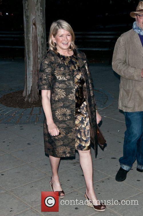 Martha Stewart  2011 Tribeca Film Festival -...