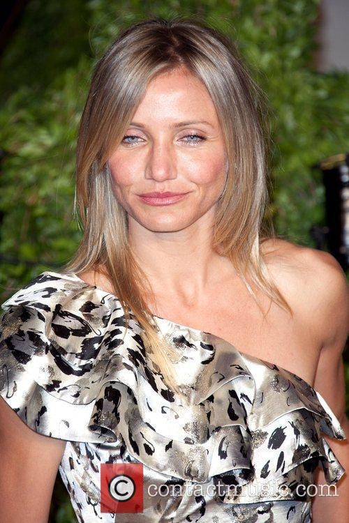 cameron diaz 2011 pics. Cameron+diaz+2011+oscar+dress