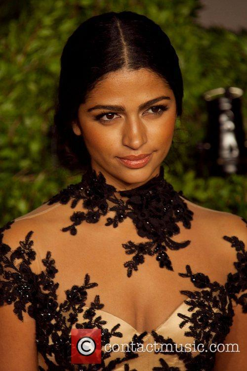 Camila Alves and Vanity Fair 1