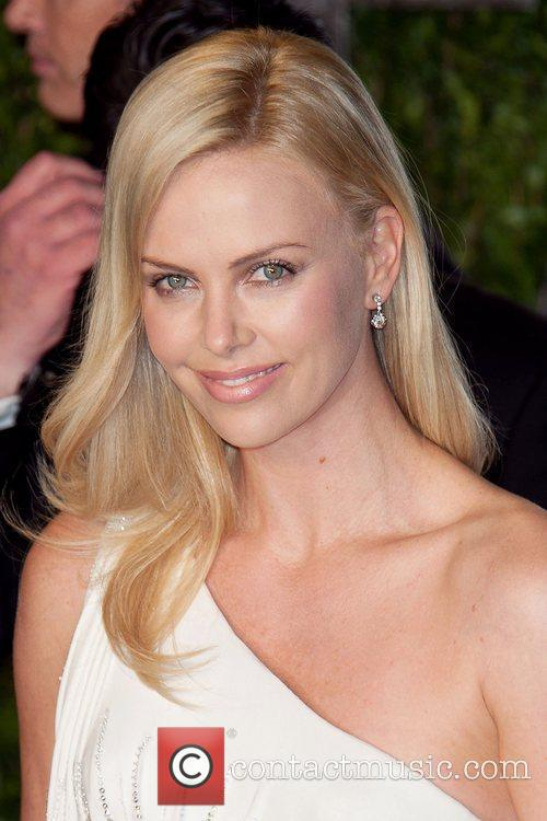 Charlize Theron and Vanity Fair 3